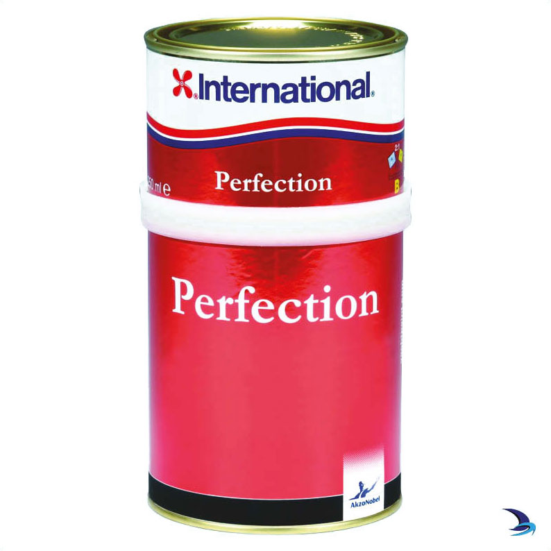 International - Perfection Topcoat